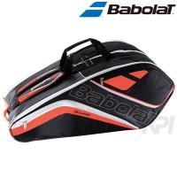 『即日出荷』BabolaT バボラ 「TEAM LINE RACKET HOLDER ×12 ラケットバッグ 12本収納可  BB751152」テニスバッグ