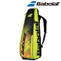 バボラ Babolat バドミントンバッグ・ケース  BACKRACQ 8 バックラック バドミントンラケット4本収納可  BB757002