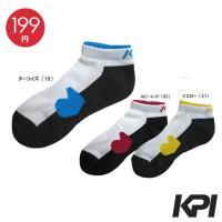 「均一セール」KPI ケイピーアイ 「Ladies' レディースアンクルソックス F13P09」テニスウェア KPIオリジナル商品『即日出荷』[ポスト投函便対応]