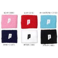 Prince(プリンス)「リストバンド(1個入) PK475」
