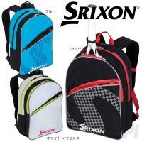 「2016新色登場」SRIXON(スリクソン)「バックパック(ラケット収納可) SPC-2531」テ...