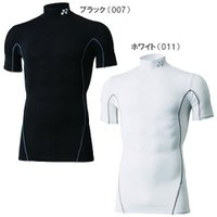 YONEX(ヨネックス)「STB FITNESS Uni ハイネック半袖シャツ STB-F1007」...
