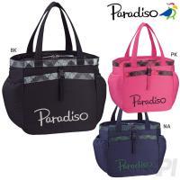 PARADISO(パラディーゾ)「チェックシリーズ コートバッグ TAA563」テニスバッグ