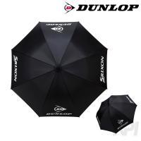 DUNLOP(ダンロップ)パラソル 傘 TAC-808 ブラック