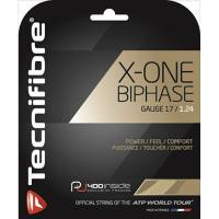 「新パッケージ」Tecnifibre(テクニファイバー)「X-ONE BIPHASE(エックスワンバ...