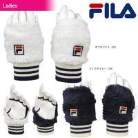 「2017モデル」FILA(フィラ)「手甲グローブ VL9100」テニス手袋「2016FW」