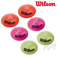 Wilson(ウイルソン)EZ(イージー)マーカーコーン(3色×各2個=6個セット)WRZ25940...