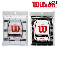 Wilson ウイルソン 「プロ・オーバーグリップ 12本入り PRO OVERGRIP 12PK WRZ4022」オーバーグリップテープ『即日出荷』[ポスト投函便対応]