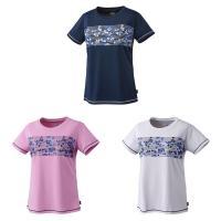 プリンス Prince テニスウェア レディース Tシャツ WS0011 2020SS [ポスト投函便対応]