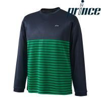 プリンス Prince テニスウェア ユニセックス ロングスリーブシャツ WU8030 2018FW[ポスト投函便対応]