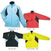 『即日出荷』GOSEN(ゴーセン)「Uni ウインドWジャケット Y1204」テニスウェア