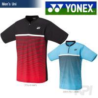 「2017新製品」YONEX(ヨネックス)「Uni ユニ シャツ 10220」テニスウェア「2017...