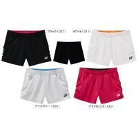 YONEX(ヨネックス)「Ladies レディース ショートパンツ 25006」ソフトテニス&バドミ...