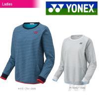 「2017新製品」YONEX(ヨネックス)「Ladies レディース スムースインロングスリーブシャ...