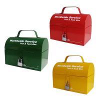 ツールボックス  <商品説明> ・丸みを帯びたデザインが特徴的なマルチボックスです。工具、文具、お菓...