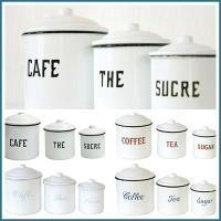 キャニスターセット  <商品詳細> ■サイズ:Coffee:約直径13×高さ15.5cm/容量100...