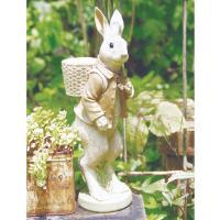 ガーデンオーナメントガーデンオーナメント  <商品説明> おとぎ話に登場しそうな、愛らしいウサギのオ...
