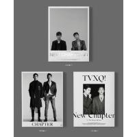 東方神起(TVXQ!)、8作目のフル・アルバム「New Chapter #1:The Chance ...