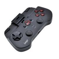 ●アナログパッドを備えたスマートフォン装着型のゲームコントローラ。 ●Bluetooth3.0に対応...