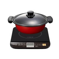 ・お鍋のだしが簡単にとれる「鍋だし作りコース」  ・とろ火・強火が押すだけ「ワンタッチ火力操作」  ...