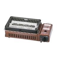 岩谷産業 カセットコンロ CB-ABR-1 メタリックブラウン