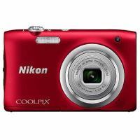 ケーズデンキ Yahoo!ショップ - ニコン デジタルカメラ COOLPIX-A100(RD) レッド|Yahoo!ショッピング