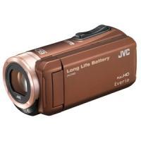 (アウトレット) JVC 内蔵メモリー8GB GZ-F50-T ブラウン
