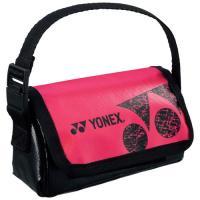 YONEX ヨネックス ミニポーチ 素材 PVCターポリン サイズ 15×6×7cm カラー レッド...