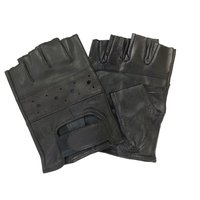 本革指なしパンク手袋 MST1111 ktworld