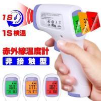 体温計 非接触型 非接触電子体温計 温度計 額体温計 おでこ温度計 デジタル 高精度 電子体温計 1秒高速温度 子供/大人/年寄り (JPHG)