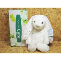 ぬいぐるみ うさぎ jellycat bashful Twinkle Bunny M kumashop90 06