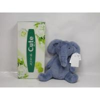 ぬいぐるみ 象 Jellycat Puffles Elephant Small|kumashop90|06