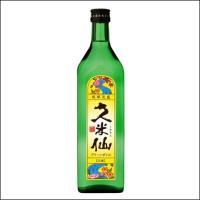 久米仙グリーンボトル 25度 720ml 久米仙酒造の中でも飲み易さナンバーワン!香りを味わう25度...