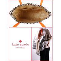 kate spade ケイトスペード トートバッグ bon shopper daycation style/WKRU1861_033(ブラックバード) 送料無料