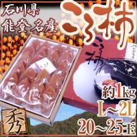 【送料無料】固すぎず、柔らかすぎず、絶妙な食感がたまらない、濃厚な甘さの「枯露柿」伝統の製法で、一口...