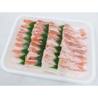 "【送料無料】""豚バラ 焼肉用"" 約1kg (約500g×2pc)|kurashi-kaientai|03"