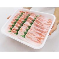 "【送料無料】""豚バラ 焼肉用"" 約1kg (約500g×2pc)|kurashi-kaientai|05"