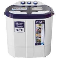 【二槽式洗濯機】 【コンパクト】 【マイセカンドランドリー】