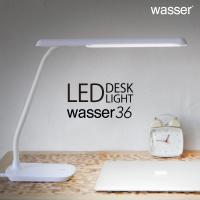 wasser LED卓上ライト36  シンプルで機能的なライトタッチのLEDデスクライト。 1つのボ...