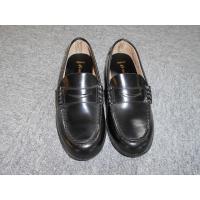 ベーシックなコインローファータイプ、通学靴の定番。●重量:約260g/23.0cm(片足)●素材:ア...