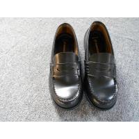 ベーシックなコインローファータイプ!通学靴の定番。●重量:約245g/23.0cm(片足)●素材:ア...