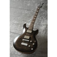 DEAN Icon Series / Icon Flame Top - Charcoal Burst [ICON FM CHB](お取り寄せ) (マンスリープレゼント)|kurosawa-music|02