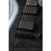 DEAN CUSTOM 450 FM Series / Custom 450 Flame Top w/EMG - Trans Black [C450 FM TBK] (マンスリープレゼント)|kurosawa-music|03