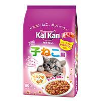 12ヶ月までの子ねこのために カルカンの製品は全て、栄養バランスの整った総合栄養食。猫に必要な全ての...