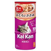 それぞれのライフステージに合わせたフードをシニア猫のために カルカンの製品は全て、栄養バランスの整っ...