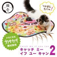 猫壱 キャッチ・ミー・イフ・ユー・キャン2 (猫のおもちゃ/猫用おもちゃ)(猫用品/猫 ねこ・ネコ/ペット用品/オモチャ・玩具)