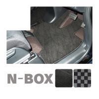 ※フロントベンチシートのブラックとブラック×グレーは予約10月5日入荷予定   【適合】 NBOX ...
