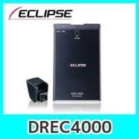 イクリプスセパレートドライブレコーダーDREC4000  衝撃に強い/気温の変化に強い/地デジ・ET...