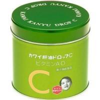 カワイ肝油ドロップ C(150粒)河合肝油(第(2)類医薬品)