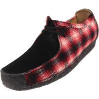 クラークス社の看板商品! これからの季節でも涼しく履ける、ロウカット。  この製品はラークスジャパン...